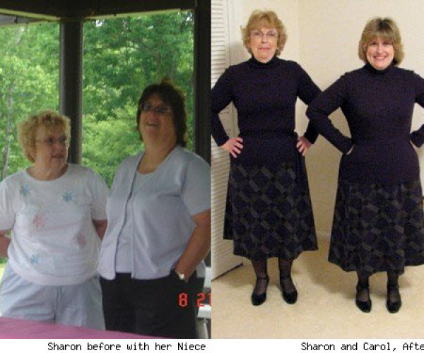 Mom and Daughter Shed 100 Pounds Together