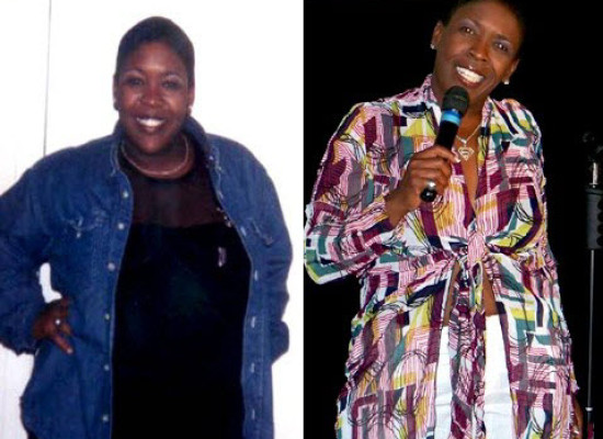 Obesity Was No Laughing Matter For Comedian Sonya D