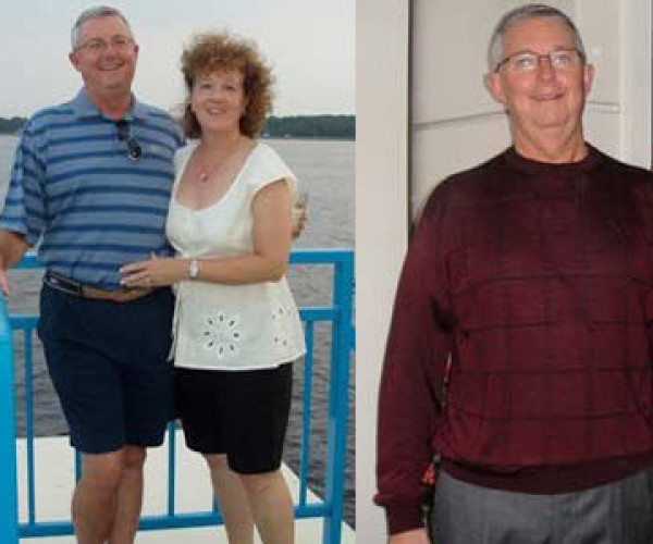 At 60, Stephen Lost 38 Pounds and Got Back on His Bike