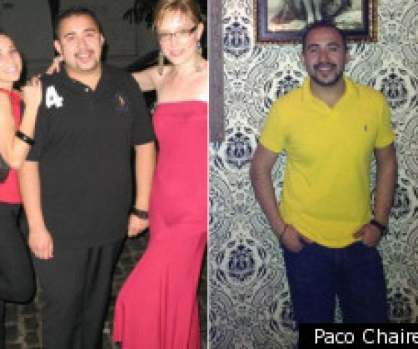 Paco Chairez Discovered BodyPump And Zumba And Lost 60 Pounds