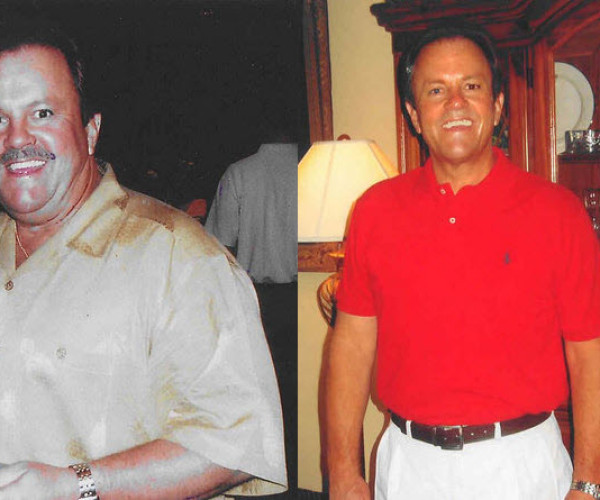 Terry Weight Loss Story