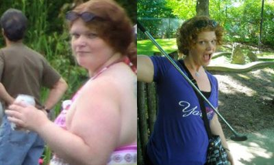 Finding Self-Confidence Helped Therese Lose 85 Pounds