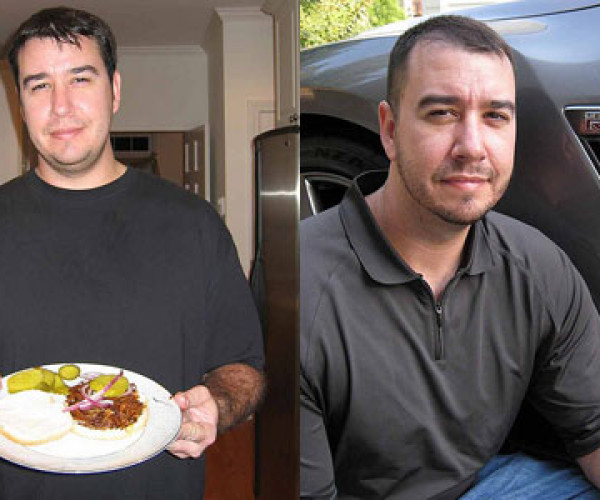 Weight loss success story: Shawn Gorrell