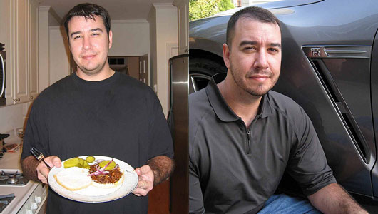 Great success story! Read before and after fitness transformation stories from women and men who hit weight loss goals and got THAT BODY with training and meal prep. Find inspiration, motivation, and workout tips | Weight loss success story: Shawn Gorrell