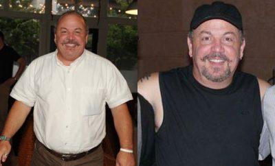 Weight loss success story: Larry Hammack