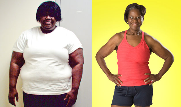 Great success story! Read before and after fitness transformation stories from women and men who hit weight loss goals and got THAT BODY with training and meal prep. Find inspiration, motivation, and workout tips | Weight Lost: 206 pounds
