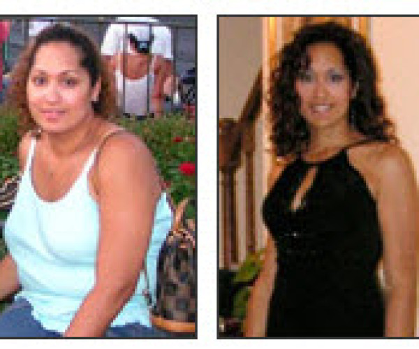 """I Approached Weight-Loss with a Go-Getter Attitude"""