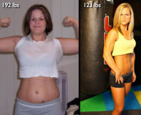 Amanda Gano Completely Changed Her Lifestyle And Lost 69 Pounds!
