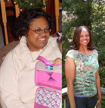 Great success story! Read before and after fitness transformation stories from women and men who hit weight loss goals and got THAT BODY with training and meal prep. Find inspiration, motivation, and workout tips | Angela Jenifer of McDonough loses 146 pounds
