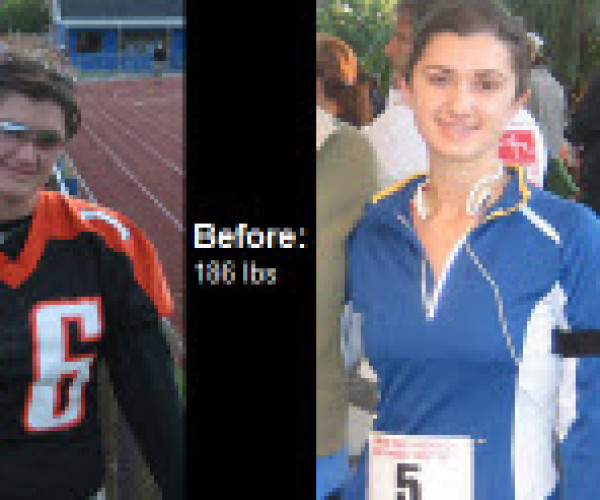 Read on to learn how Ashley DeRosa dropped 47 pounds and 15% body fat!
