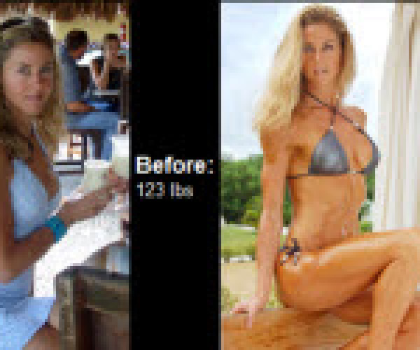 Read on to learn how Belinda Benn shed the fat!