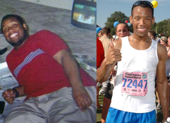 Bilal Nasir of Lilburn loses 100 pounds