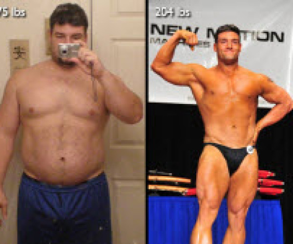 Billy Weight Loss Story