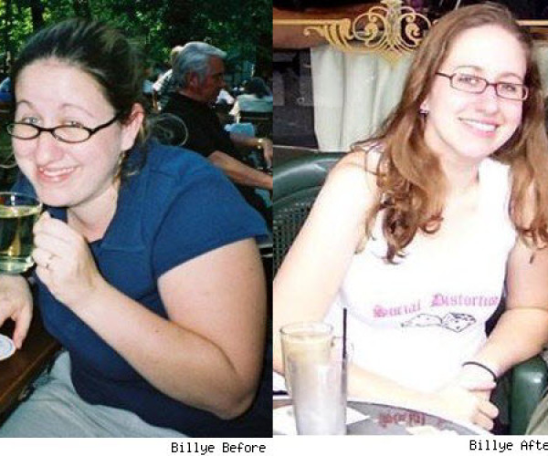 Billye Became a Runner and Lost 50 Pounds