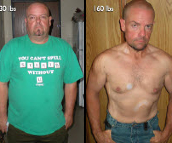 Bob's Weight Loss Story
