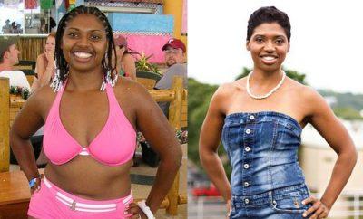 Brandie Thomas McGhee, 32, of Villa Rica loses 55 pounds