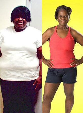 Great success story! Read before and after fitness transformation stories from women and men who hit weight loss goals and got THAT BODY with training and meal prep. Find inspiration, motivation, and workout tips | Brenda D. Smith of Lithia Springs loses 213 pounds