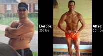 Great success story! Read before and after fitness transformation stories from women and men who hit weight loss goals and got THAT BODY with training and meal prep. Find inspiration, motivation, and workout tips | Carl Weight Loss Story