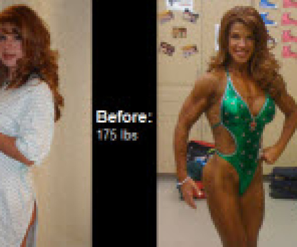 Read on to learn how Carlene Steenekamp lost 24% body fat and 43 lbs!