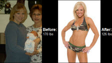 Learn how Charla Cormier dropped 44 lbs and became hooked on competing!