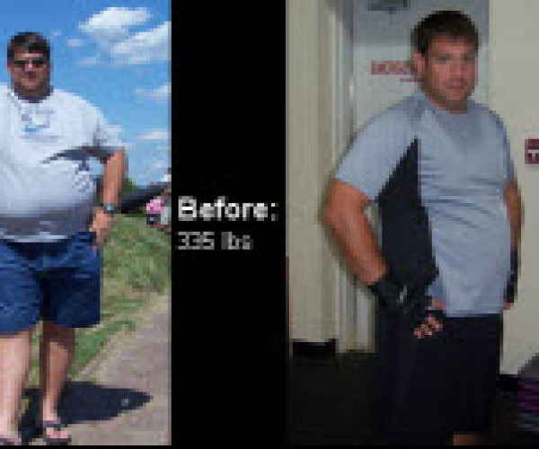 Charles Weight Loss Story