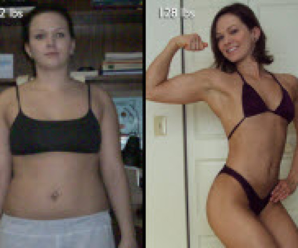 Read on to find out how Cheryl Ott dedicated herself to fitness and lost 34 pounds right here!