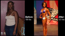 Read on to learn how Christi Varela shed 68 pounds and began competing!