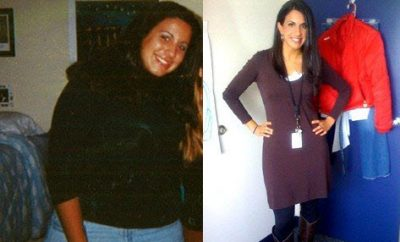 75 Pounds Lost: Running Helped Christina Lose the Freshman 40