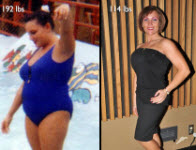 Learn how Danielle Dungen lost 78 pounds right here!