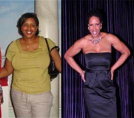 Dedra Fabre loses 58 pounds