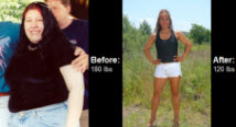 Read on to learn how Denise Batalha lost 60 pounds and began competing!