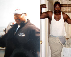 Great success story! Read before and after fitness transformation stories from women and men who hit weight loss goals and got THAT BODY with training and meal prep. Find inspiration, motivation, and workout tips | Derrick Williams, 37, of Dunwoody sheds 75 pounds