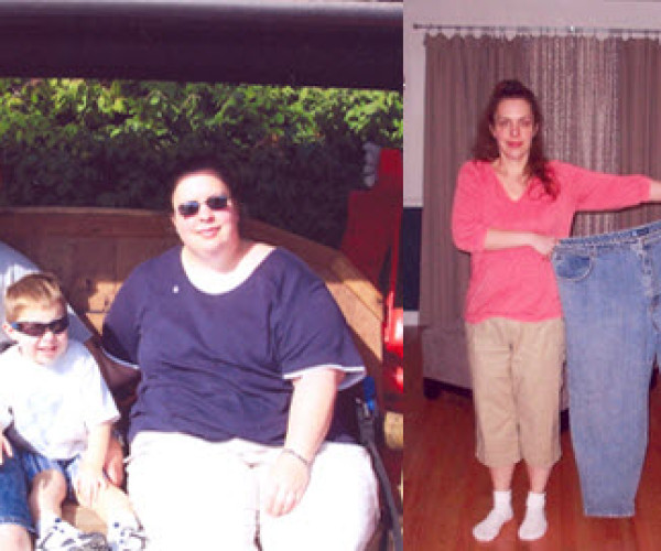 "Elizabeth lost 188 Pounds and Became a ""New Mom"" to her Son"