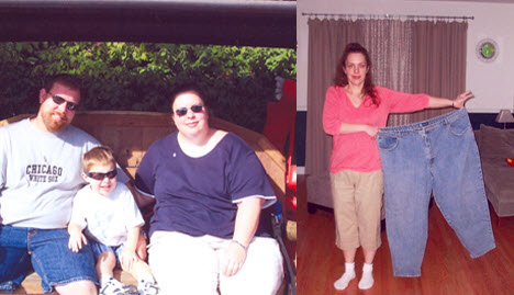 Read her success story! Before and after fitness success motivation from women who hit their weight loss goals and got THAT BODY with training and meal prep. Learn their workout tips get inspiration!   TheWeighWeWere.com