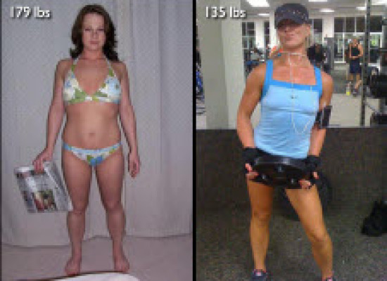 Erin Dropped 44 Lbs, Cut Her Body Fat, And Took Control Of Her Life!
