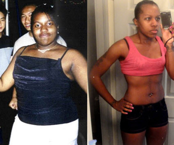 Small Changes and Blogging Helped Evelyn Lose 65 Pounds