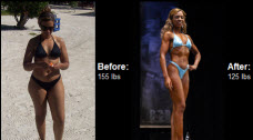 Great success story! Read before and after fitness transformation stories from women and men who hit weight loss goals and got THAT BODY with training and meal prep. Find inspiration, motivation, and workout tips | Learn how Francina Segbefia dropped 30 pounds!