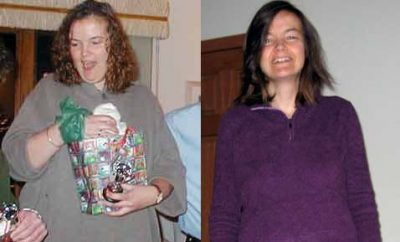 Gerda Rediscovered Her Optimism and Lost 64 Pounds