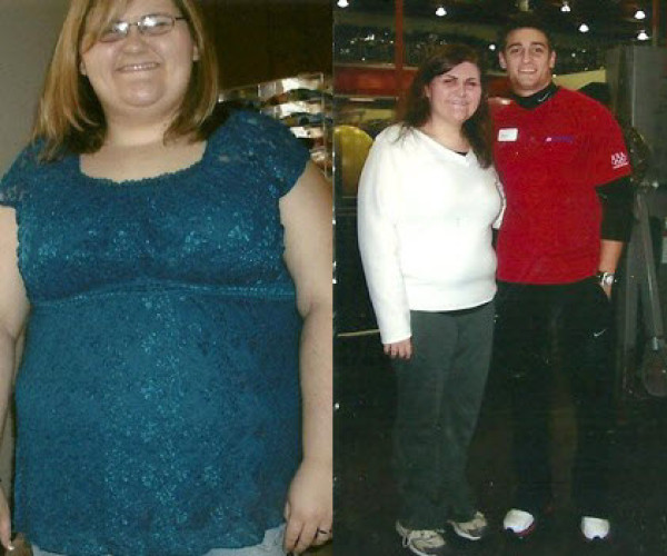 Gerri Kept Her New Year's Resolution and Lost Nearly 100 Pounds