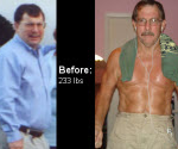 Greg lost 69 pounds!