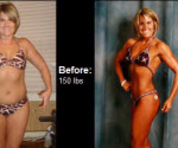 Read on to learn how Heidi Ricketson got the determination to shed 30 pounds and begin competing!