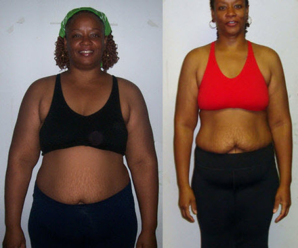 Jennifer Pate of Ellenwood loses 116 pounds