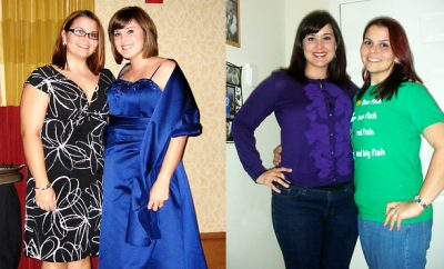 Total pounds lost: 81 (22 and 59)