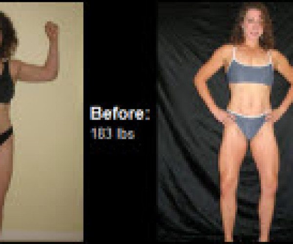 See how J'nea Muller managed to lose over 40 lbs. and regain the energy she had.