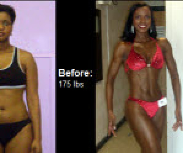 Joy Randolph's lost 35 lbs and began competing. Learn more here!