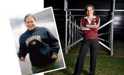 Weight-Loss Success: Autumn Mastroianni