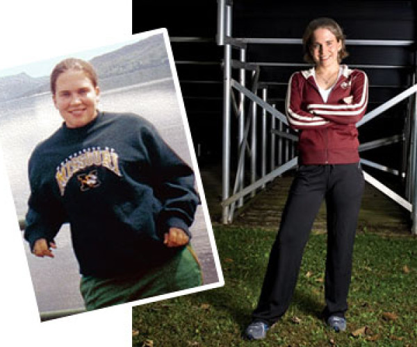 Weight-Loss Success: Autumn Mastroianni