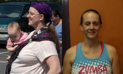 Kendra Bates of Marietta loses 116 pounds