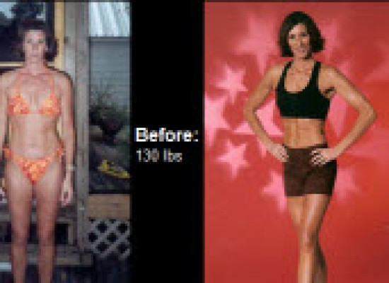 Kim Schaefer body transformation