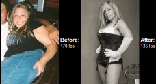 Determine what Kristin has done over the last year to lose 35 lbs in this enduring transformation!